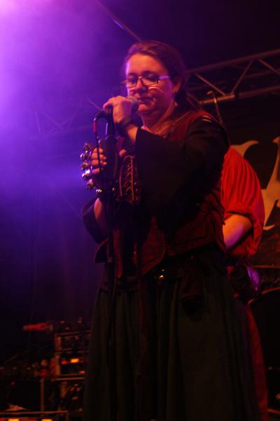 Evken - die Magische - Abendkonzert Weener 2017