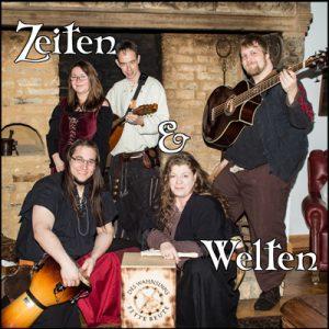 Zeiten und Welten - Front Cover